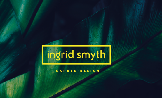 Brand Identity for Ingrid Smyth Garden Design