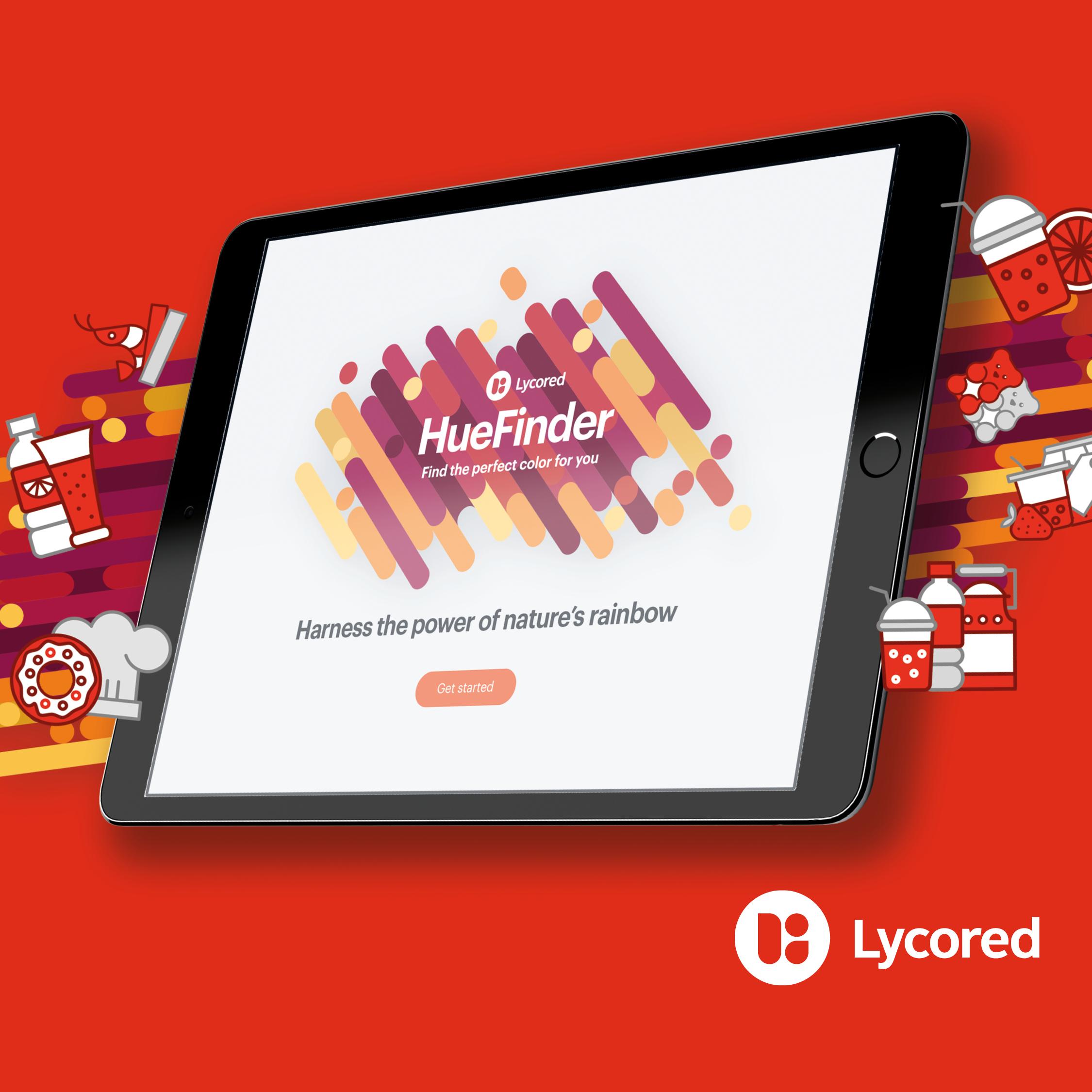 Lycored Huefinder