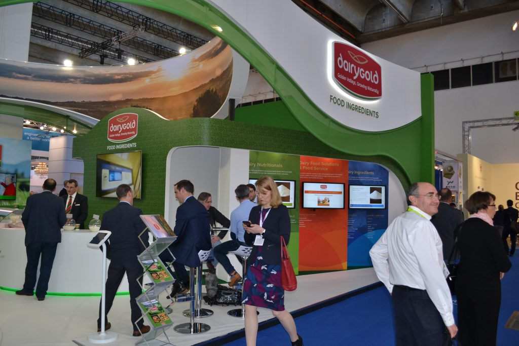 Threesixty Dairygold at FIE Frankfurt