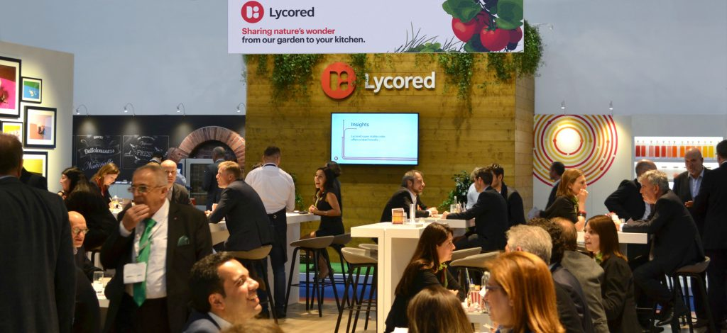 Lycored at FIE Frankfurt Nov 2017 - Threesixty Brand Communications Agency Kilkenny Ireland RT