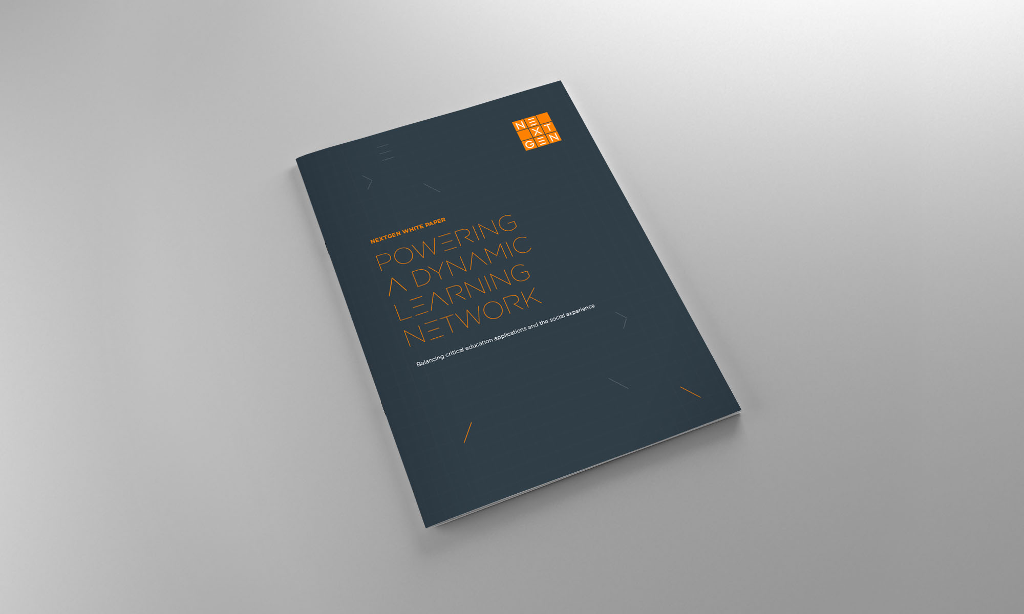 NextGen white paper cover