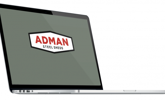 Adman Brand Identity & Website Redesign