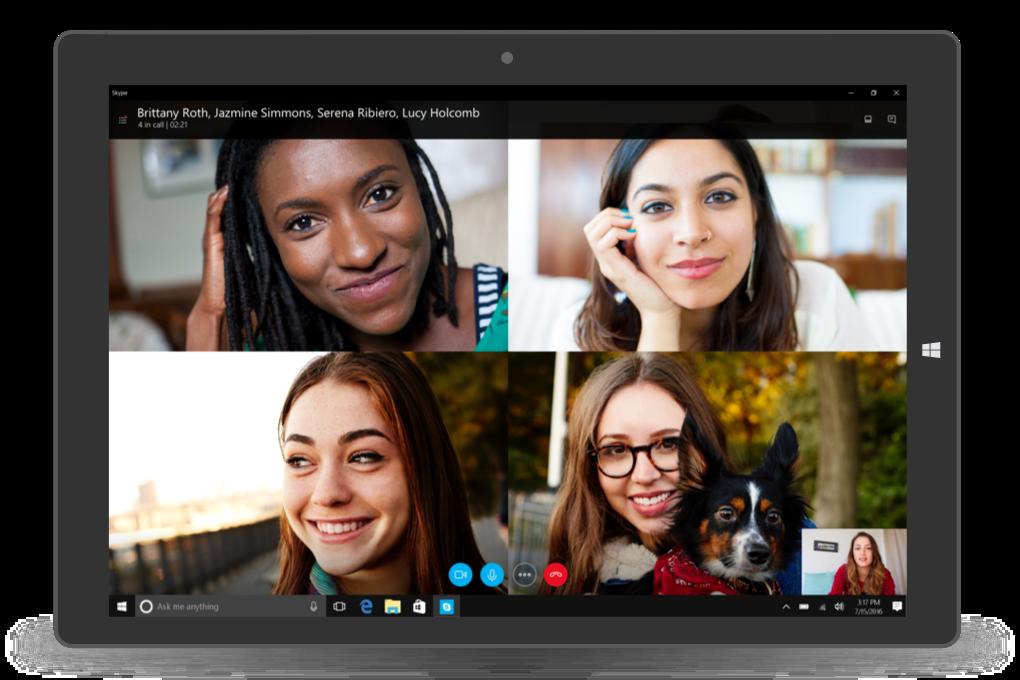 Threesixty Brands we Love Skype